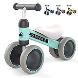 Sawyer - Correpasillos/Bicicleta Sin Pedales - Niños 10 a 24 Meses - Bebes 1 año (Mint)