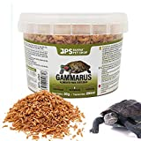 BPS® Alimento Comida Gammarus para Tortugas Turtle Terrapin Food 5 Diferentes Modelos para Elegir (Gammarus Alimento 30g 280ml) BPS-04061