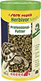 Sera Reptil Professional Herbivor, alimento profesional para reptiles 330 g
