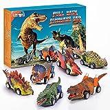 Stfitoh Juguetes Niños 2 3 4 5 6 7 8 Años,Dinosaurios Juguetes Regalo Niño 2-8 Años Juguetes para Niños de 2-6 Años Coches de Juguetes Regalos para Niños de 2-8 Años Juguetes Niña 2-8 Años