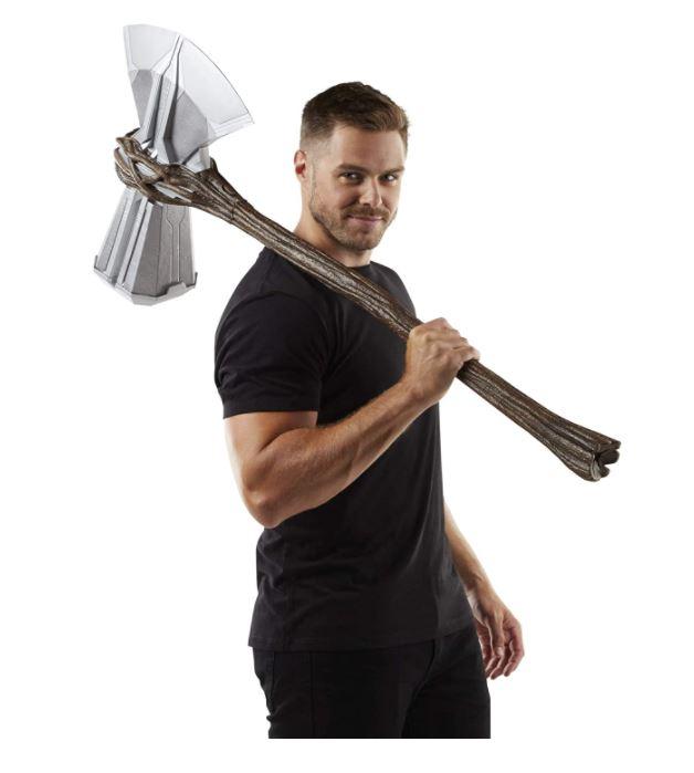 Hacha de Thor, destructor de tormentas