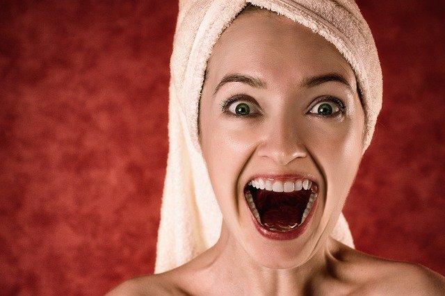 Tiras blanqueadoras de dientes