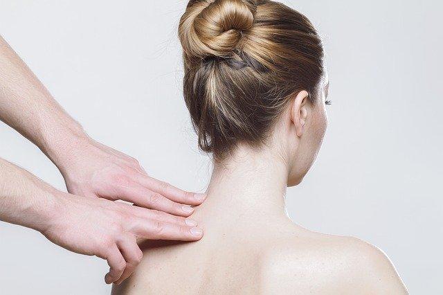 Corrector de postura para la espalda
