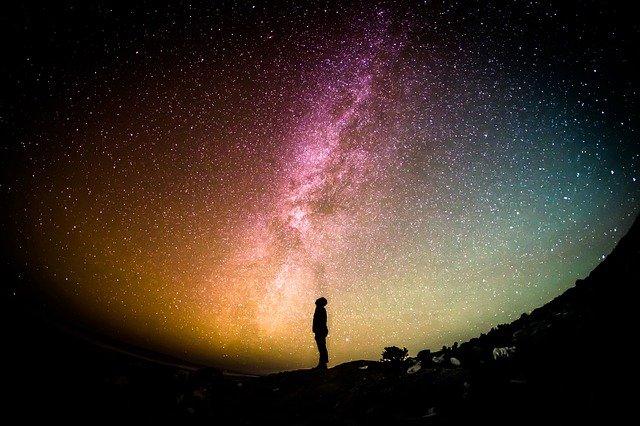 Lámpara proyector de estrellas
