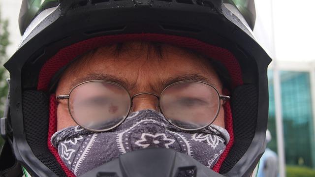 Spray antivaho para gafas