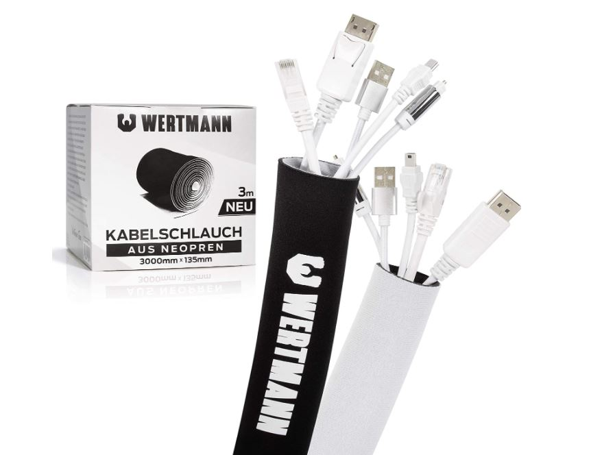 Wertmann Organizador de Cables