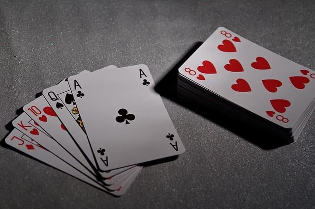 Cartas de póquer