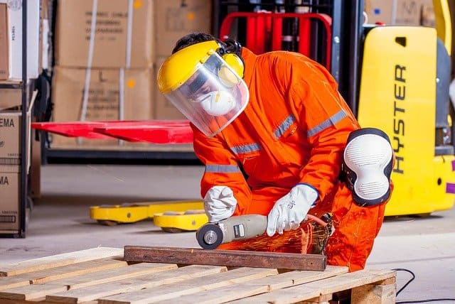 Ropa de seguridad laboral, protección para trabajar